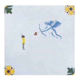StoryTiles tegel Cupido Small 10x10cm