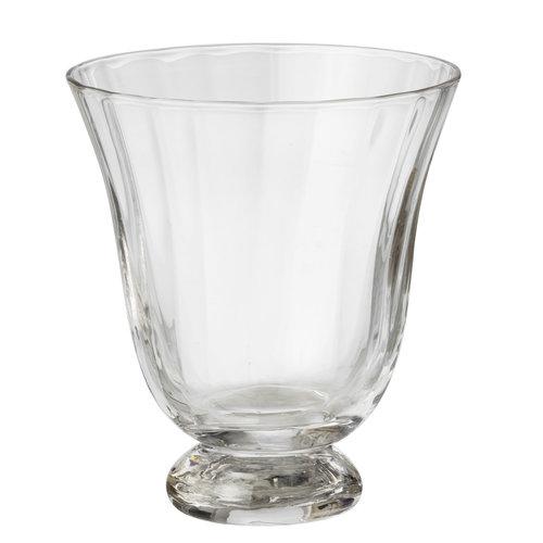 Bungalow Waterglas Trellis helder - Set van 2