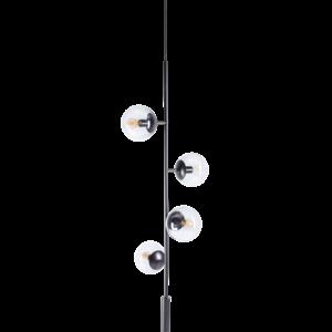 Bolia Orb lounge hanglamp mat zwart