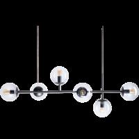 Orb hanglamp mat zwart