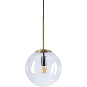 Bolia Orb bol hanglamp mat antiek messing 25 cm