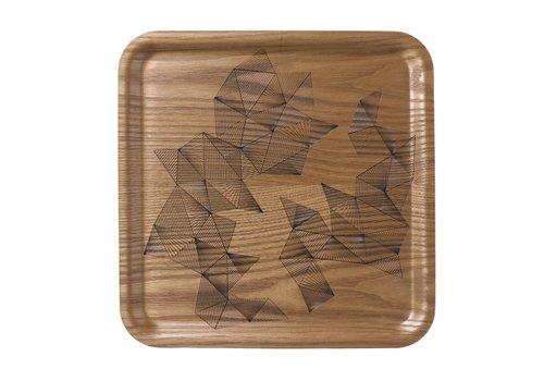Bolia Wuud Grid tray Large