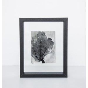 Urban Nature Culture Fotoframe doorzichtig zwart small