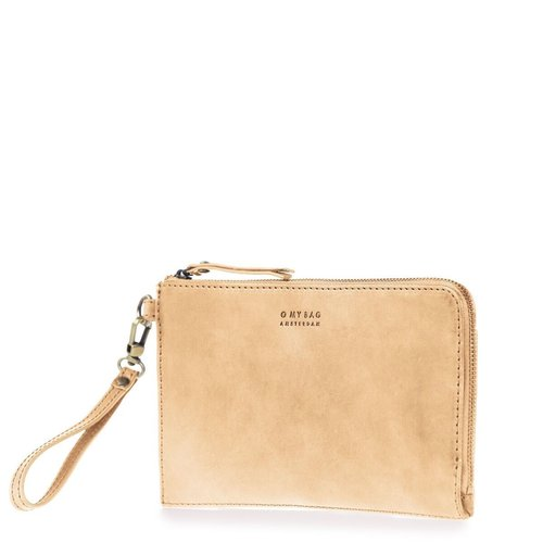 O My Bag Travel wallet reisportefeuille - eco classic natural