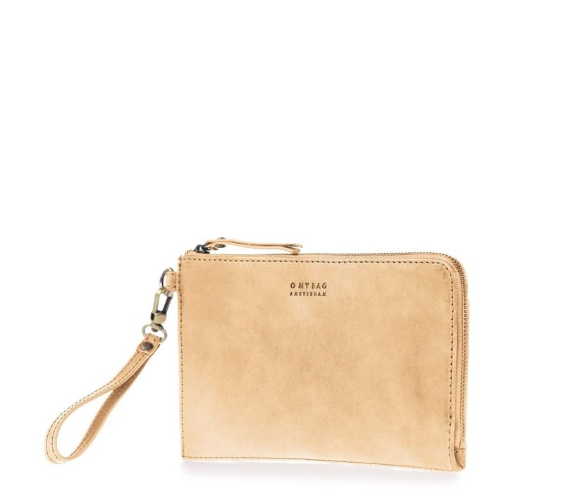Travel wallet reisportefeuille - eco classic natural