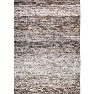 Louis De Poortere Rugs Tunupa brine and brown tapijt Uyuni Collection