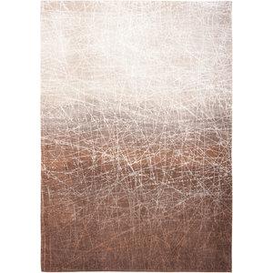 Louis De Poortere Rugs Fahrenheit pecan frost tapijt Mad Men Collection