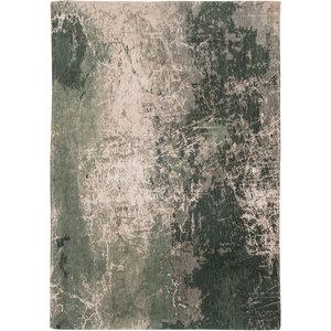 Louis De Poortere Rugs Cracks dark pine tapijt Mad Men Collection