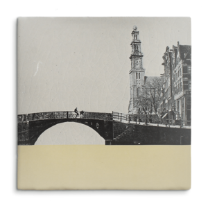 StoryTiles tegel Amsterdam small 10x10 cm