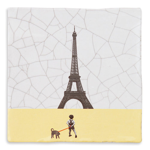 StoryTiles Parijs tegel small