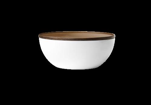 Bolia Bowl salontafel diam. 90 cm gerookte eik