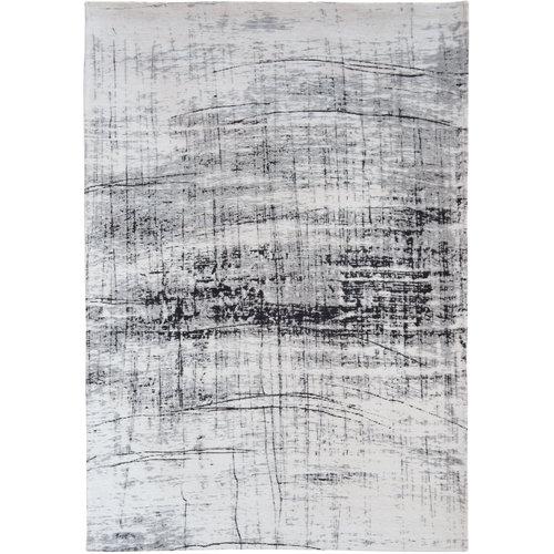 Louis De Poortere Rugs Griff metro black & white tapijt Mad Men Collection
