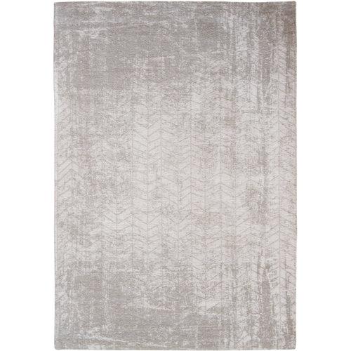 Louis De Poortere Rugs Jacob's ladder white plains tapijt Mad Men Collection