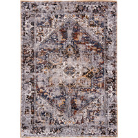 Antique Heriz divan blue tapijt Antiquarian Collection