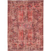 Antique Hadschlu 7-8-2 red tapijt Antiquarian Collection