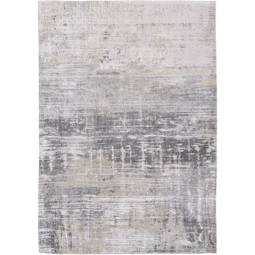 Louis De Poortere Rugs Streaks coney grey tapijt Atlantic Collection