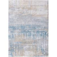 Streaks long island blue tapijt Atlantic Collection