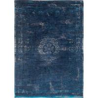 Medallion blue night tapijt Fading World Collection