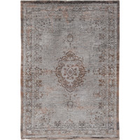 Medallion grey ebony tapijt Fading World Collection