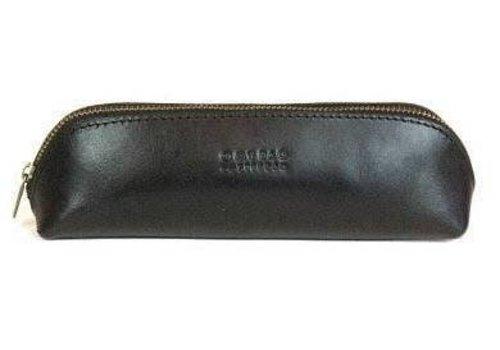 O My Bag Pennenzak leder - classic black small