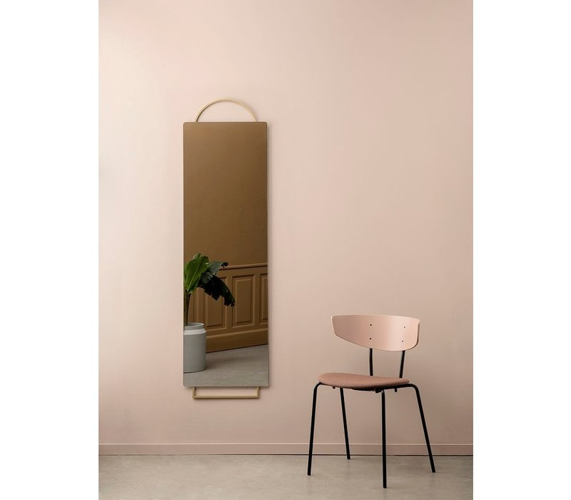 Brass Design Adorn Spiegel Full Mirror Vida Size 6yYf7bg