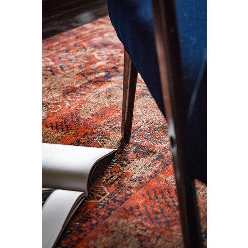 Louis De Poortere Rugs Antique Hadschlu 7-8-2 red tapijt Antiquarian Collection