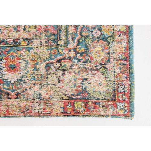 Louis De Poortere Rugs Antique Bakhtiari janissary multi tapijt Antiquarian Collection