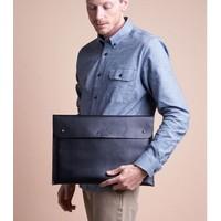 "Laptophoes 15"" - eco classic black"