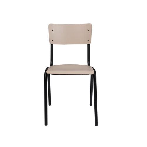 Zuiver Back to school mat stoel