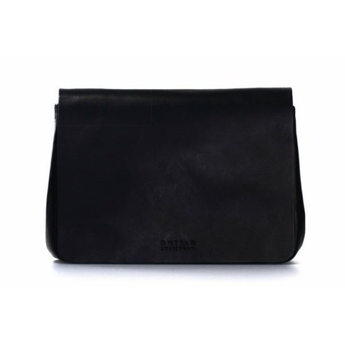 O My Bag The Lucy handtas - classic leather black