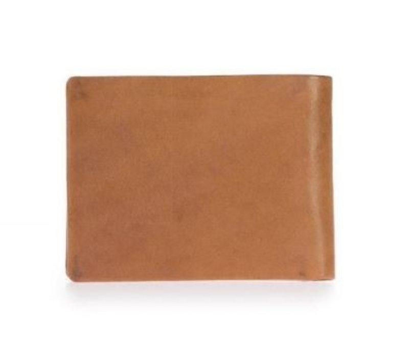 Joshua's portefeuille - classic leather cognac