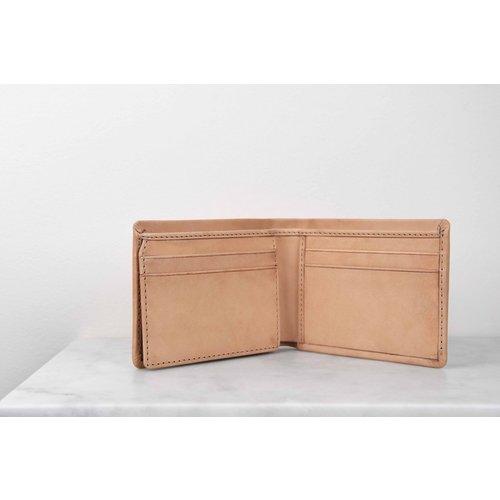O My Bag Joshua's portefeuile - classic leather natural