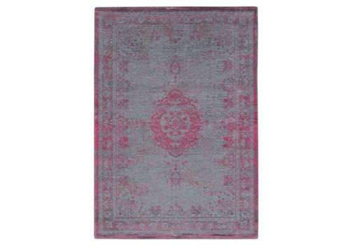 Louis De Poortere Rugs Medallion pink flash tapijt Fading World Collection