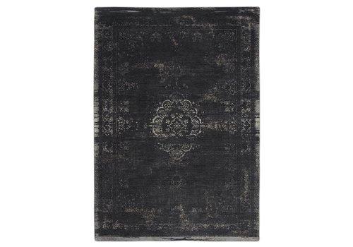 Louis De Poortere Rugs Medallion mineral black tapijt Fading World Collection