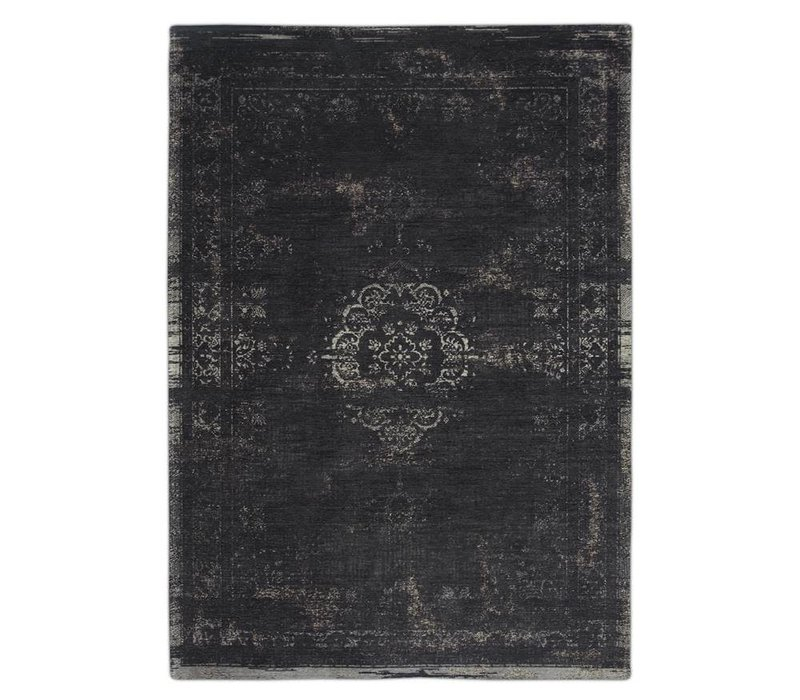 Medallion mineral black tapijt Fading World Collection