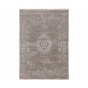 Louis De Poortere Rugs Medallion white pepper tapijt Fading World Collection