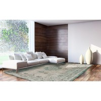 Medallion jade oyster tapijt Fading World Collection