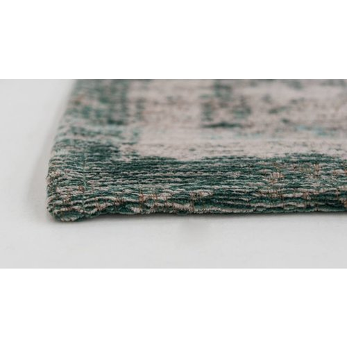 Louis De Poortere Rugs Medallion jade oyster tapijt Fading World Collection