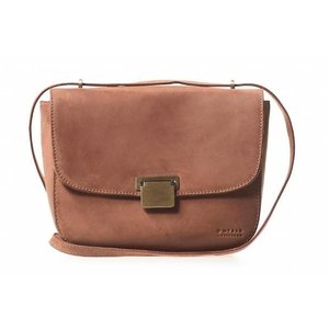 O My Bag The Meghan handtas - hunter leather camel