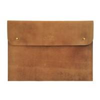 "Laptophoes 13"" - hunter leather camel"