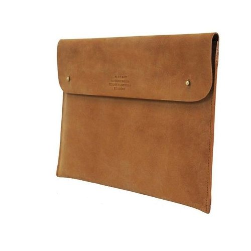 "O My Bag Laptophoes 13"" - hunter leather camel"