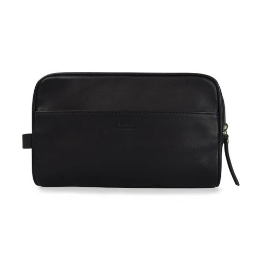 O My Bag Robin toilettas - classic leather black