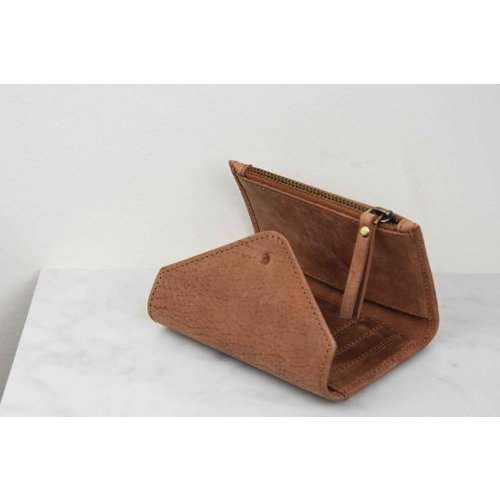 O My Bag Josie's portefeuille - hunter leather camel