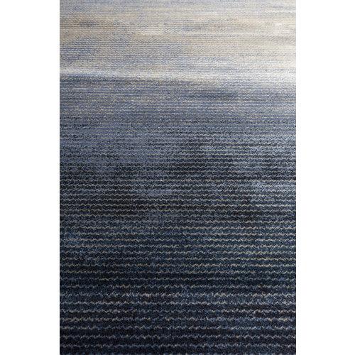 Zuiver OBI tapijt blauw