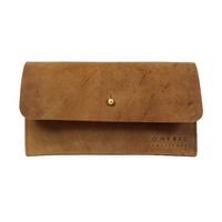Pixie's Pouch camel - hunter leather