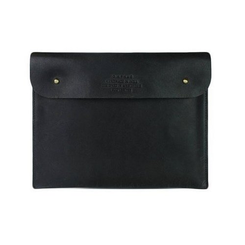 O My Bag iPadhoes -  hunter leather black