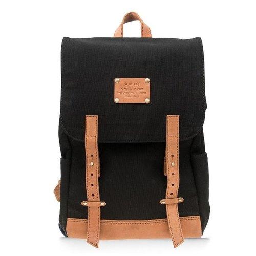 O My Bag Mau's rugzak - black