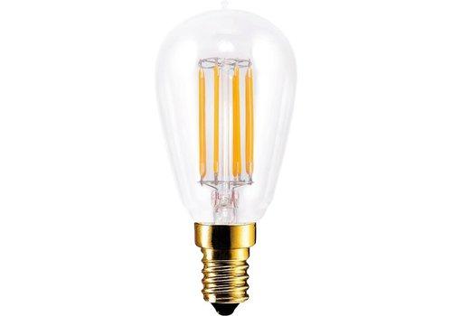 Segula LED Radio Style Clear 300 lm E14