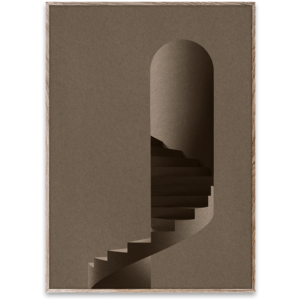 Paper Collective The Tower 50x70cm poster