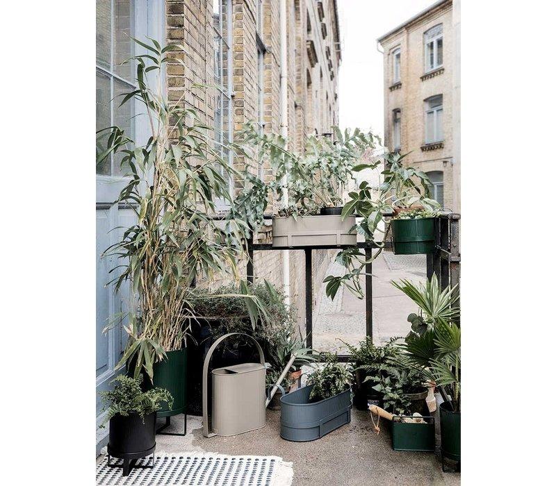 Bau Balcony plantenbak warmgrijs